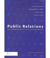 Public Relations de communicatie van organisaties - Mastenbroek