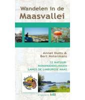 Wandelen in de Maasvallei - Annet Duits
